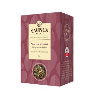 FAUNUS Ceai Nervolcalmus 90 g (Sistem nervos sanatos)