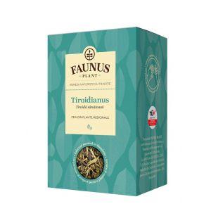 FAUNUS Ceai Tiroidianus 90 g (Tiroida sanatoasa)