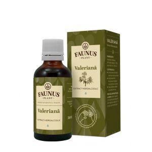 FAUNUS Tinctura Valeriana 50 ml