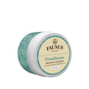 FAUNUS Unguent Tiroidianus 50 ml Sanziene si Galbenele