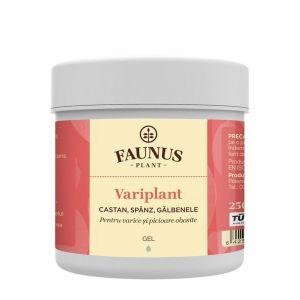 FAUNUS Gel Variplant 250 ml Castan, Spanz, Galbenele