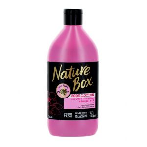 Nature Box Lotiune de corp 385 ml Almond Oil