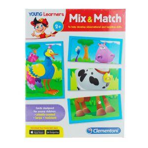 "Clementoni Joc educativ ""Mix & Match''"