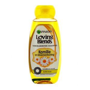 Garnier Sampon Loving Blends 300 ml Chamomile Flower Honey