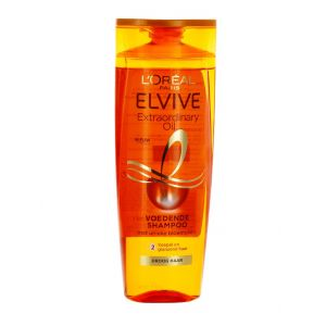 Elvive(Elseve)Sampon 300 ml Extraordinary Oil