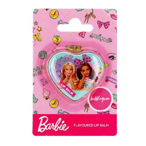 Barbie Balsam de buze 7.5 g Bubble Gum