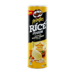 Pringles Chips 160 g Japanese Katsu Curry