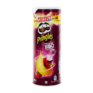 Pringles Chips 130 g Texas BBQ Sauce