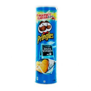 Pringles Chips 200 g Salt Vinegar