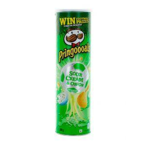 Pringles Chips 200 g Sour Cream&Onion