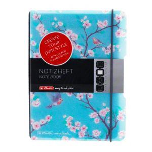 Herlitz Bloc Notes A6 40 File Cod:625 My.Book Patrat