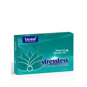 Bioeel Stressless-doza zilnica de energie 30 comprimate
