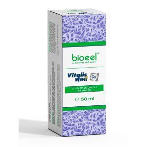 Bioeel Vitalis Mini Ca-Clorura de calciu 50 ml (solutie orala)