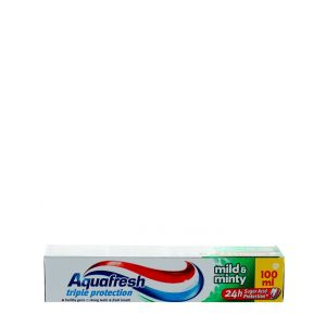 Aquafresh Pasta de dinti 100 ml Triple Protection Mild&Minty
