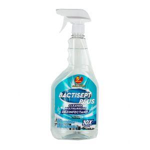 Efekt Bactisept Plus Dezinfectant multisuprafete cu pompa 750 ml Albastru