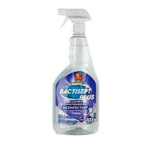 Efekt Bactisept Plus Dezinfectant multisuprafete cu pompa 750 ml Mov