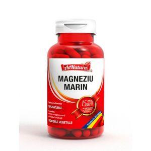 AdNatura Magneziu Marin 30 capsule vegetale