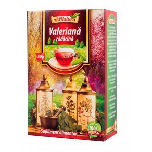 AdNatura Ceai de Valeriana radacina 50 g