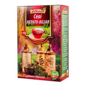 AdNatura Ceai Hepato-Biliar 50 g