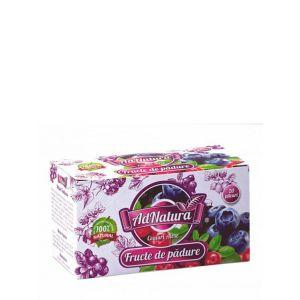AdNatura Ceai Fructe de padure 20 plicuri