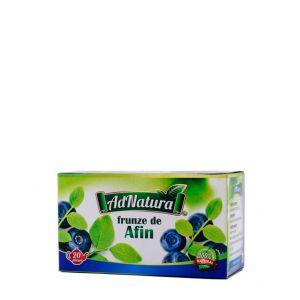 AdNatura Ceai Frunze de Afin 20 plicuri