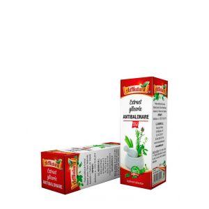 AdNatura Antibalonare-extract gliceric 50 ml fara alcool