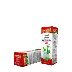 AdNatura Anticelulitic-extract gliceric 50 ml fara alcool