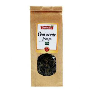 AdNatura Ceai verde-frunze 100 g
