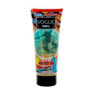 Vogue Gel de dus 200 ml Cool Skating (in tub)