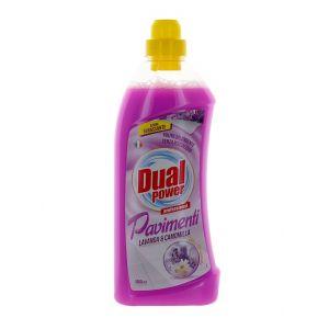Dual Power Detergent Pardoseli 1L Lavanda & Camomilla