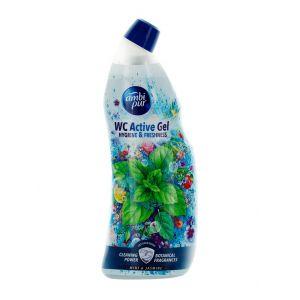 Ambi Pur Gel curatat WC 750 ml Mint & Jasmine