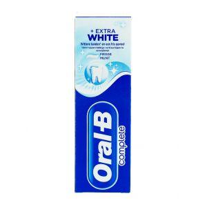 Oral-B Pasta de dinti 75 ml Complete Extra White