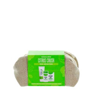Schmidt's Gentuta femei:Pasta de dinti+Stick+Sapun 100+58 ml 142 g Citrus Crush