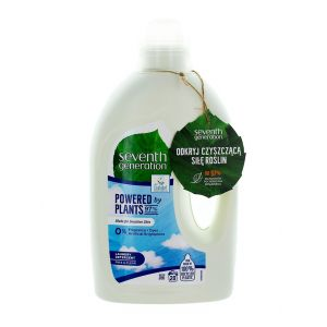 Seventh Generation Detergent Lichid 1 L 20 spalari Free&Clear