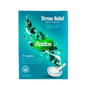 Radox Sare de baie 400 g Eucalyptus