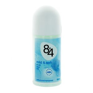 8x4 Roll-On 50 ml Mild&Soft