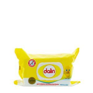 Dalin Servetele umede 100 buc Antibacterian