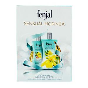 Fenjal Caseta femei: Crema de dus+Lotiune de corp 2x200 ml Sensual Moringa