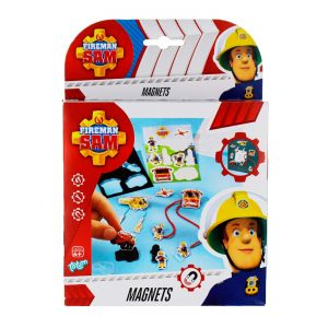 Totum Set creativ Magnet Pompieri Fireman Sam