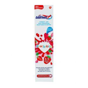 Odol-Med3 Pasta de dinti pentru copii 50 ml 3-5 ani