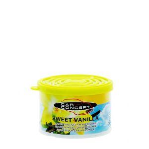 Car Concept Odorizant auto 90 g Sweet Vanilla
