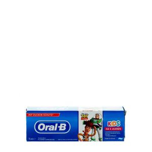 Oral-B Pasta de dinti copii 75 ml Disney 3+Ani Toy Story