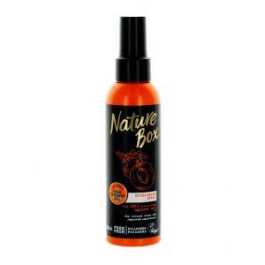 Nature Box Tratament spray cu ulei de caisa pentru par lipsit de vitalitate 150 ml