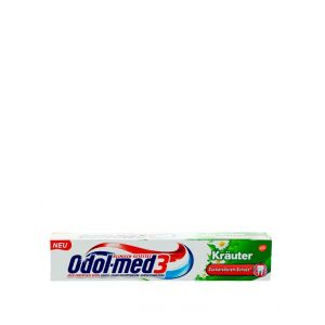 Odol-Med3 Pasta de dinti 75 ml Krauter