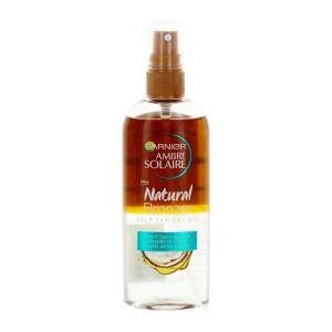 Garnier Ambre Solaire Ulei autobronzant bifazic 150 ml 2in1 Coconut Oil