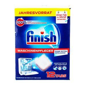 Finish Tablete Pentru Curatat Masina de Spalat Vase 12 buc (12x17g)