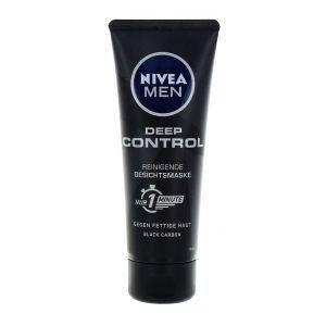 Nivea Masca de fata barbati 75 ml Deep Control(in tub)