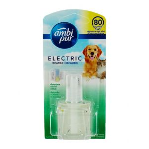 Ambi Pur Rezerva Odorizant Priza 21.5 ml Pet Odour Eliminator