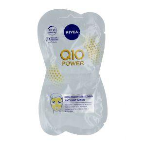 Nivea Masca de fata 2X7.5 ml Q10 Power