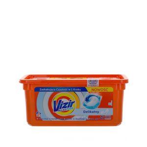 Vizir Detergent Capsule 27 buc Allin1Sensitive